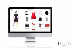 site de vêtements en ligne