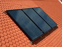 panneaux solaires eau chaude