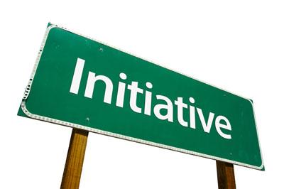 prendre des initiatives au travail
