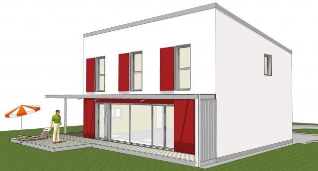 prix au m2 construction maison
