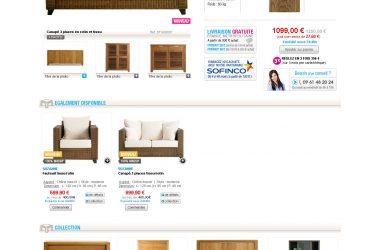 site web boutique en ligne