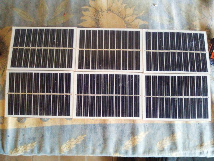 batterie energie solaire
