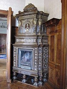 chauffage par cheminée