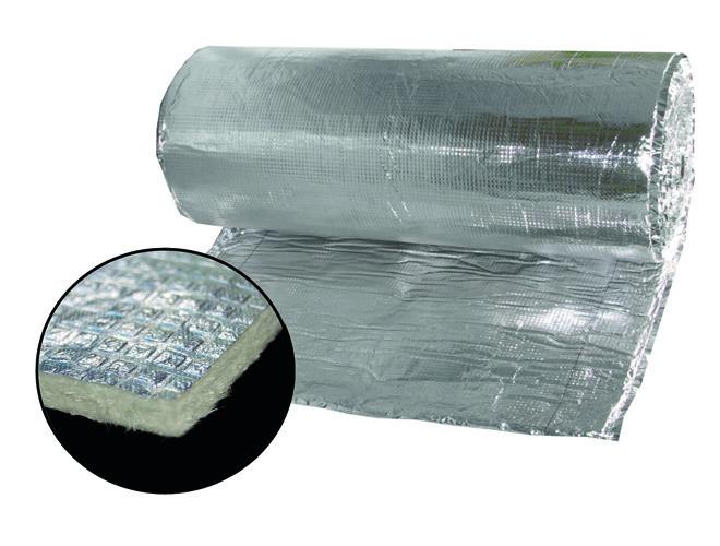 feuille aluminium isolant thermique