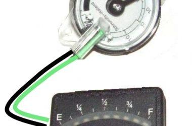 manomètre pour bouteille de gaz