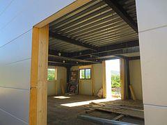 panneau isolant toiture