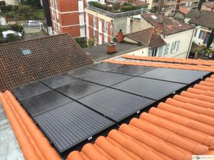 peinture solaire photovoltaique