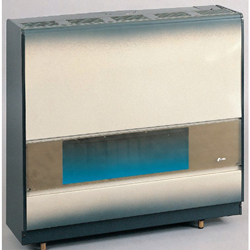 radiateur à gaz