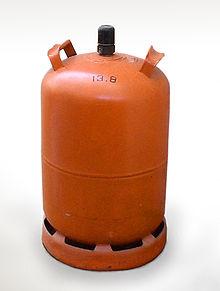 bouteille de propane